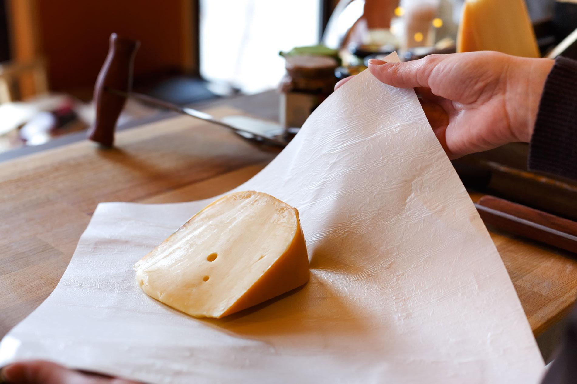 Quels sont les principes de la conservation des fromages ?